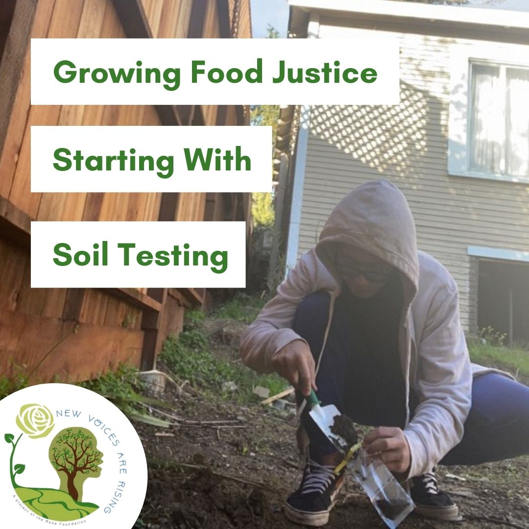 Growing Food Justice Starting with Soil Testing
