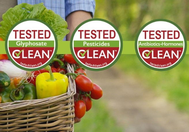 Health Research Institute Tested Clean